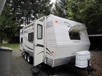 Trailer Rental on Vancouver Island