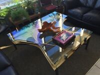 Piece of functional modern art for sale, Piano coffee table