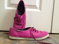 Keds size 7, worn only a few times