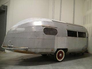 vintage airstream ebay. Black Bedroom Furniture Sets. Home Design Ideas
