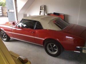 1967 firebird convertible