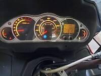 Grampus 250cc 990miles