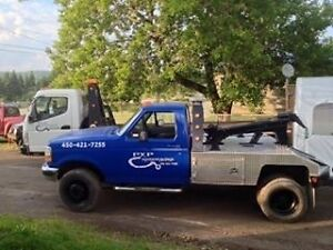 F450 towing