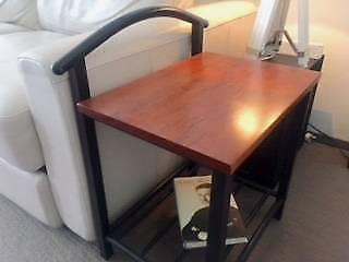 Matching side tables or bedside tables