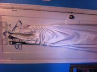 Madeline Gardner size 6 wedding dress