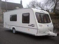 bailey pageant moselle 4 berth caravan 2005