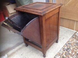 Antique Purdonium (coal scuttle) for sale