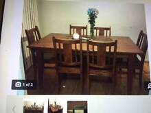 8 seater dining setting Colac Colac-Otway Area Preview