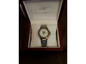 Manchester city Klaus Kobec limited edition watch