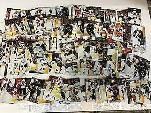 huge lot of over 300 Upper Deck hockey cards