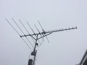 TV antenna package