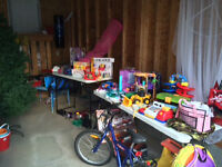Awesome Garage Sale!!  Lots of Cheap and Quality Items!!
