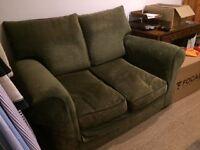 Sofa two seater Olive green from Multiyork
