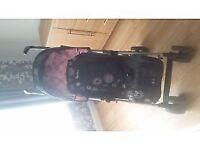Silver Cross POP Stroller/Pushchair/Buggy