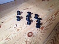Cupboard / drawer knobs x 8 (FREE)