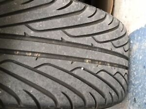 Pneus yokohama ES100 low profile 1x 195/50r15