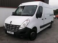 2014 Renault Master for Auction