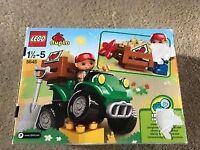 Lego Duplo Farm Quad Bike