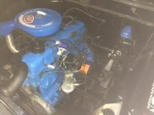 1970 Ford F100 engine and transmission 48000 Miles