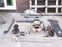 escort mk1 and 2 parts for sale i have a job lot of escort parts that i need to sell