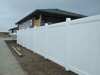 Vinyl Fence Packages