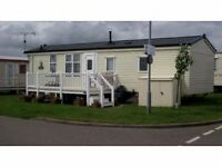 6 Berth Static Holiday Home at California Cliffs, Scratby (nr Gt Yarmouth)