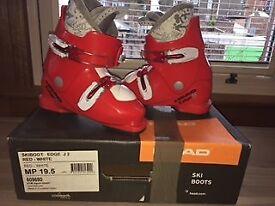 Ski Boots - Head Edge J