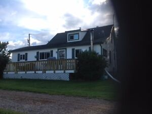 Acreage near Olds
