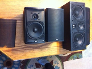 Boston Accoustic Speakers