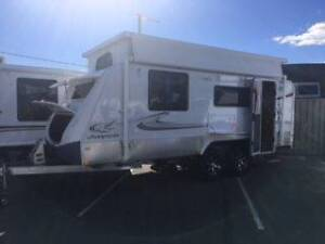 2010 JAYCO STERLING 17.55-3 OUTBACK Canberra City North Canberra Preview