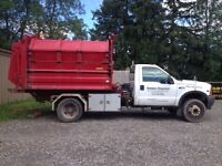 CURBSIDE GARBAGE PICK UP -RESIDENTIAL & COMMERCIAL