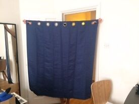 Blue Curtains For Sale