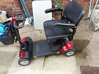 Mobility scooter GoGo Elite Sport (like new)