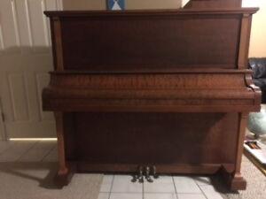Beautiful 1901 Piano