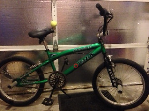 Razor Freestyle BMX With Jyro & Front & Rear Pegs