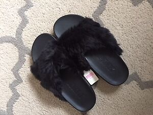 New Pink Victoria Secret Slippers