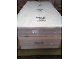 Brand New Comfy Single Quilted Comfy Mattress and Base FREE delivery