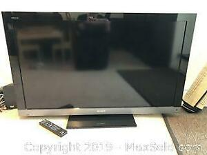 Sony Bravia 46? Flat Screen TV - B