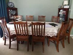 House full of furniture sale:  Moving overseas