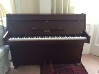 Zender upright piano, very good condition. Ideal for a small space. Perfect for beginners to grade 5