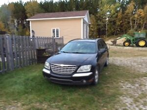 2006 Chrysler Pacifica Berline AWD