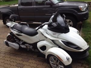Can-Am Spyder RS SE5 2014  semi-automatique