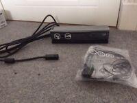 Xbox One Kinnect Sensor and Headset