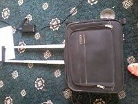 small business suitcase