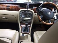 Jaguar X-Type 2.2 D DPF Sovereign 4dr 2009***Automatic***Fully Loaded***Excellent Condition