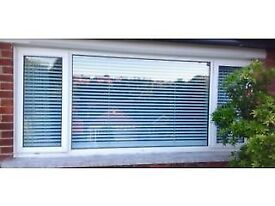 1 large double glazed PVC window White £50 due 30:07:18 (10ft wide x 4ft high)