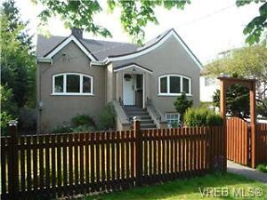 Charming Oak Bay House For Rent - Dec. 1st