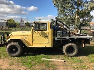 1984 Toyota LandCruiser Other Inglewood Loddon Area Preview
