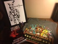 Five Nights at Freddy's Bundle