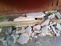 Free Brick Rubble/Hardcore